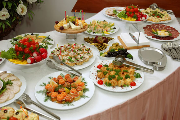 Three Top Tips To Find The Right Event Caterer